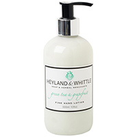 Handlotion, Wild Lemongrass från Heyland & Whittle